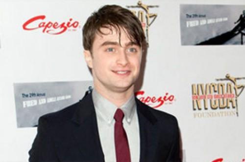 Daniel Radcliffe: Solo quiero trabajar y hacer bien las cosas