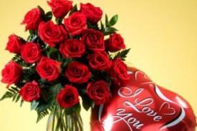 Florerías en Lima: Regalo especial para San Valentín por Delivery