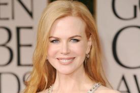 Nicole Kidman no tiene miedo de hacer desnudos ante cámaras