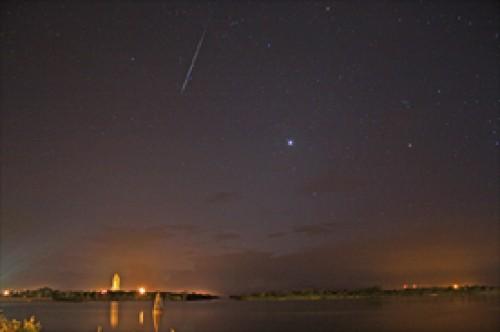 Lluvia de meteoritos Líridas será visible este sábado 21 de abril