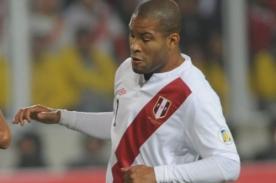 Alberto Rodríguez: Me frustra no poder jugar ante Colombia