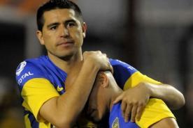 Fútbol Argentino: Juan Román Riquelme jugaría en Rosario Central