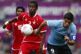 Goles del Uruguay vs Emiratos Árabes (2-1) - Olimpiadas 2012 - Video