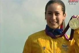 Londres 2012: Colombiana Mariana Pajón gana el oro en BMX