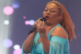 Yo Soy: Imitadora de Lucía de la Cruz cantó 'De qué estoy hecha' - Video