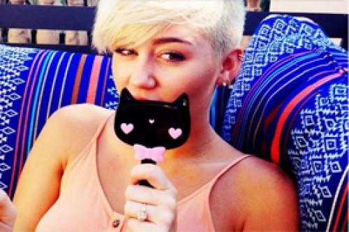 Miley Cyrus quedó encantada con su participación en Two and a Half Men