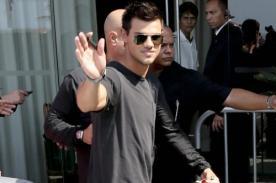 Taylor Lautner: Estoy preparándome para nuevos desafíos en mi vida