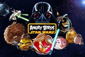 Angry Birds Star Wars: Juégalo desde Facebook