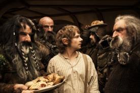 'The Hobbit' lidera la taquilla en Estados Unidos