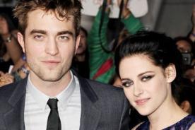 Robert Pattinson y Kristen Stewart no han terminado su relación