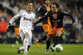 Goles del Valencia vs Real Madrid (1-1) - Copa del Rey (Video)