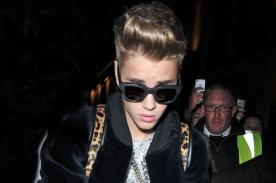 Amigos de Justin Bieber fueron rechazados de discoteca