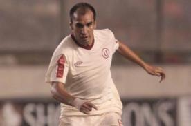 Gol del Universitario vs Juan Aurich (1-0) - Descentralizado 2013 - Video