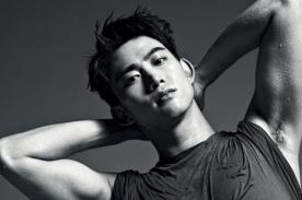 Taecyeon de 2PM posa muy sexy para revista - Fotos
