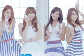 SISTAR lanza divertido comercial para una marca de leche - Video