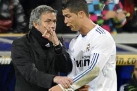 Cristiano Ronaldo: No voy a hablar de José Mourinho, no vale la pena