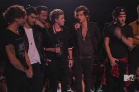 One Direction: 'Best Song Ever' gana Mejor Canción de Verano en MTV VMA - Video