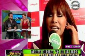 Magaly Medina sobre Laura Bozzo: Su lenguaje es de una arrabalera