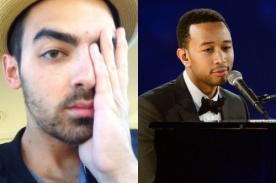 Joe Jonas colaborará en el nuevo disco de John Legend