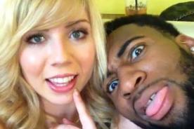 Jennette McCurdy: Tiernas fotos junto a su novio de más de dos metros