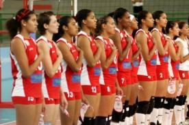 Sudamericano de vóley: Perú vs Brasil en vivo (0-3) – Minuto a minuto