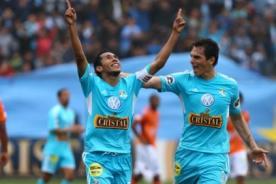 Video de goles: Sporting Cristal vs César Vallejo (2-0) – Descentralizado 2013