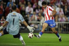 Liga BBVA: Diego Costa sacó la vuelta a Nike con Adidas