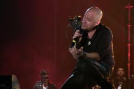 Gian Marco y sus amigos deleitaron al público en un gran concierto