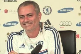 Video: José Mourinho y su extraña reacción cuando le hablaron de Rooney