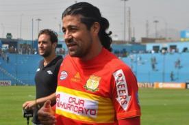Sergio Ibarra: Me hubiese gustado retirarme en una cancha