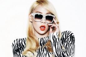CL de 2NE1 publica tierna foto de cuando era niña
