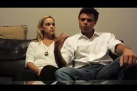 VIDEO: Escucha el mensaje que grabó Leopoldo López antes de entregarse