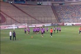 Universitario vs. Atlético Paranaense: Los brasileños reconocieron Estadio Monumental