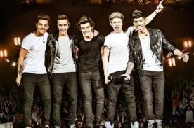 One Direction en Perú: Banda invita a fans a ser parte del concierto