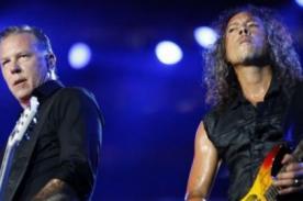 Metallica comparte grabación de todo lo que fue su visita al Perú - VIDEO