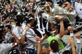 Final Champions League: Mira todos los goles de Real Madrid [Final]