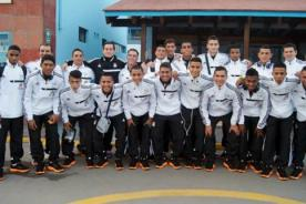 Sporting Cristal Sub 17 viaja a España para jugar el Mundial de Clubes [Fotos]