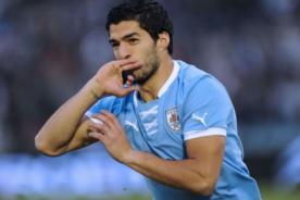 ¿Uruguay planea retirarse del Mundial 2014 tras suspensión de Suárez?