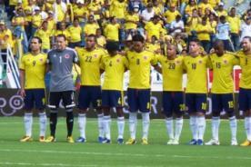 Partidos Mundial Brasil 2014: Alineaciones Brasil vs Colombia - 4 de julio