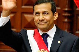 Ollanta Humala: En estas Fiestas Patrias me dirijo con un mensaje de optimismo
