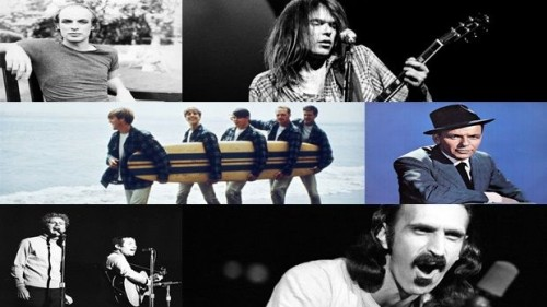 Temas de artistas extranjeros que hacen referencia al Perú