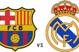 Liga BBVA 2014: Barcelona vs Real Madrid en vivo ESPN