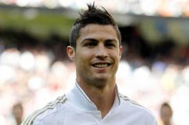 Real Madrid: Mira el polémico gesto de CR7 tras anotar gol [FOTO]