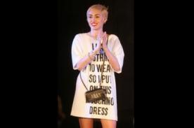 Facebook: Miley Cyrus le dedica canción a su pez Pablow [VIDEO]