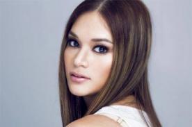 Miss Filipinas comparte foto sin una gota de maquillaje