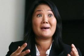 Keiko Fujimori recibe terrible burla con este meme