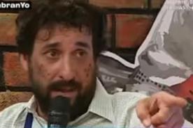 ¿Difunden videos íntimos de Loco Wagner a Las Castigadoras? - VIDEO