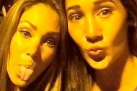 Melissa Loza 'entierra' a  su hermana Spheffany Loza con mensaje en Twitter - FOTO