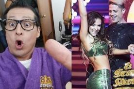 Rosángela Espinoza: Carloncho agrede y amenaza de muerte a bailarín de El Gran Show