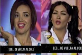 Esto Es Guerra: Michelle Soifer y Rosángela Espinoza se dicen de todo - VIDEO